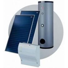 Solární sestava na přípravu teplé vody Wolf TopSon se 2 kolektory 7701031E03