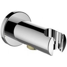 """LAUFEN Připojení sprchové hadice 1/2"""" s nástěnným držákem sprchy 3.6398.0.004.152.1"""