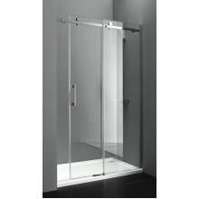 GELCO Dragon sprchové dveře dvoudílné posuvné 160 L/P, sklo čiré GD4616