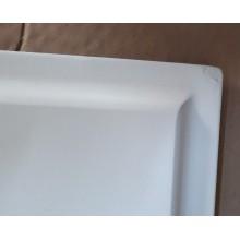 VÝPRODEJ KOLO UNI 2 čelní univerzální panel 160 cm, bílá PWP2361000 POŠKOZENÝ ROH!!!!