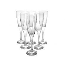 VETRO-PLUS sklenice na šampaňské i líkéry, 150ml, 6ks, 3344307