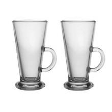 BANQUET Sklenice Colombian sklenice na teplé nápoje, 260ml, 2ks, 3355861