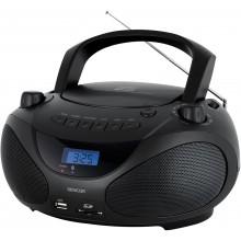 SENCOR SPT 3228 B Radiopřijímač s CD 35052311