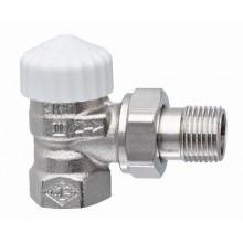 """HEIMEIER radiátorový ventil V-exact II DN 10-3/8"""" rohový 3711-01.000"""