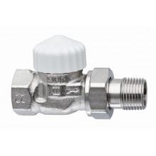 "HEIMEIER radiátorový ventil V-exact II DN 10-3/8"" přímý, zkrácený 3716-01.000"