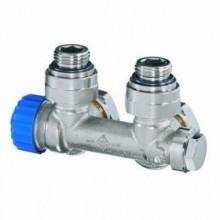 "HEIMEIER radiátorový ventil Multilux 1/2"", rohový, vnitřní, jednotrubková s. 3855-02.000"