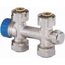 """HEIMEIER radiátorový ventil Multilux 3/4"""", přímý, vnější, jednotrubková s. 3856-02.000"""