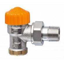 """HEIMEIER termostatický ventil Eclipse 1/2"""" (DN 15), rohový s vnějším závitem 3935-02.000"""