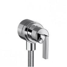 Hansgrohe AXOR CITTERIO Fixfit Stop Uzavírací ventil s ovl. páčkou, chrom 39882000