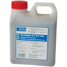 GÜDE pískovací materiál, 1,5kg, zrno 0,1-0,5mm 40000
