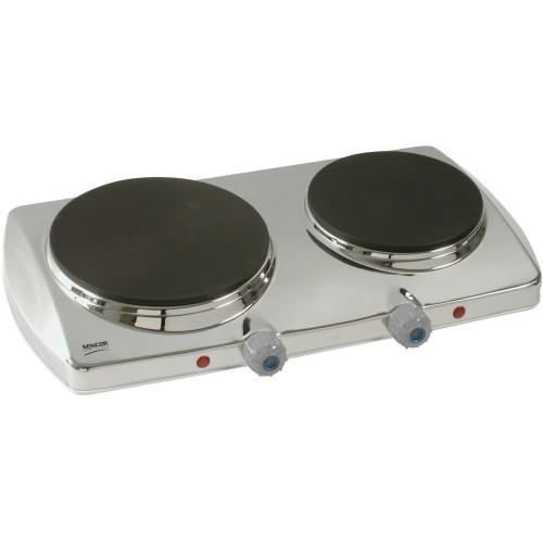 SENCOR SCP 2251 elektrický vařič dvouplotýnkový 40006584