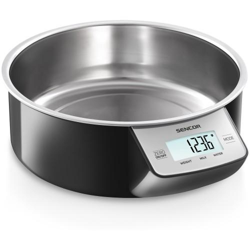 SENCOR SKS 4030BK kuchyňská váha 40026614