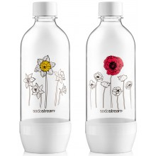 SODASTREAM Láhev JET 2 x 1l Květiny v zimě 42003181