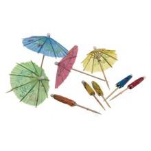 BANQUET deštníčky ozdobné 10ks Party Collection 44JP4143