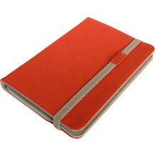 YENKEE YBT 0715RD Pouzdro a stojan na tablet PROVENCE 7´, červené 45010813