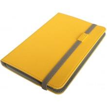 YENKEE YBT 0715YW Pouzdro a stojan na tablet PROVENCE 7´, žlutá 45010814