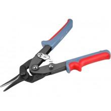 EXTOL PREMIUM nůžky na plech převodové, 255mm, rovné 48100