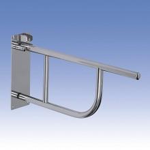 SANELA Nerezové madlo sklopné SLZM 01X, délka 550 mm, matný 49014