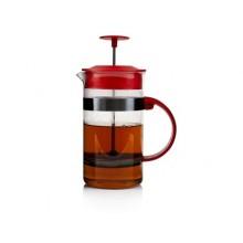 BANQUET Konvice na kávu 1L Becca, červená 49321005-A