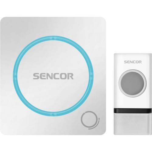 SENCOR SWD 110 bezdrátový zvonek 50000370