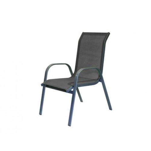 HAPPY GREEN Zahradní židle antracitová 50XG5005AT