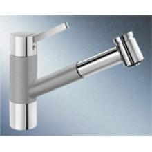 BLANCO Tivo - S dřezová baterie hliníková metalíza /chrom 517611