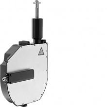 Samostatné vestavné těleso ROLLBOX pro montáž na okraj vany 5306 0200