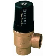 """HEIMEIER Přepouštěcí ventil 1"""" (DN 25) Hydrolux, vnitřní 5501-04.000"""