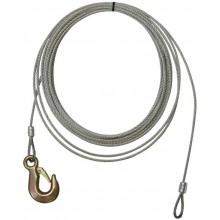 GÜDE Ocelové lano, 10 m 55260