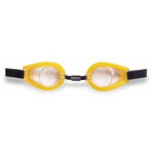 INTEX Dětské brýle do vody, žluté 55608