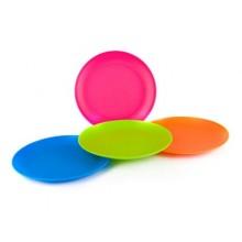 VETRO-PLUS talíř plastový PP mělký 235x20mm 558440