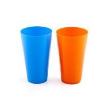 VETRO-PLUS Pohár nápojový plastový dia 8,8 cm x 15 cm 559194