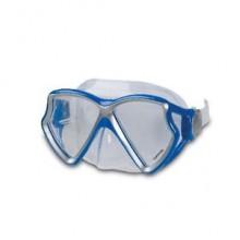 INTEX Silikonová maska pro potápění, modrá 55980