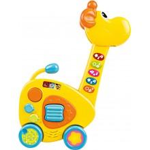 BUDDY TOYS BBT 3530 Dětská kytara Žirafa 57000744