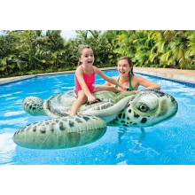 INTEX Plovoucí mořská želva 191 x 170 cm, 57555