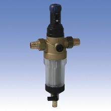 SANELA Vodní filtr DN 15 s redukčním ventilem SLF 01D 59011