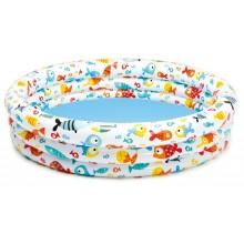 INTEX Bazén Fishbowl Pool 132 x 28 cm, 59431