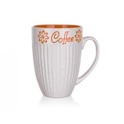 BANQUET hrnek Coffee oranžový 60HH1273315OR