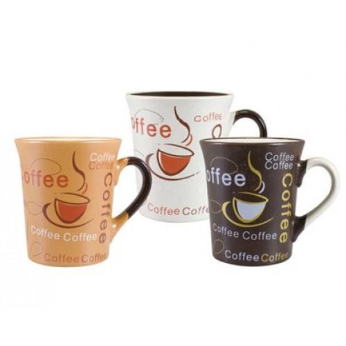 BANQUET hrnek Coffee 3 assorted 60KRSCD0012