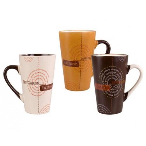 BANQUET hrnek Coffee collection 3 assorted 60KRSCD0074