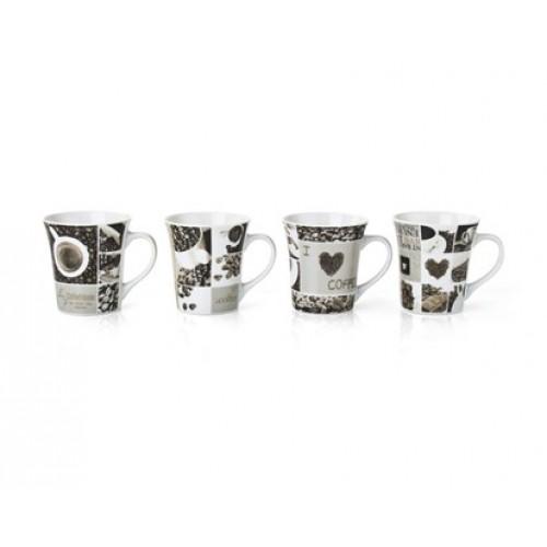 BANQUET hrnek kávové dopňky,assorted 60RX02624