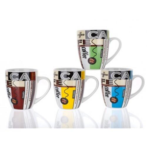 BANQUET hrnek kávové zrno, assorted 60RX02627