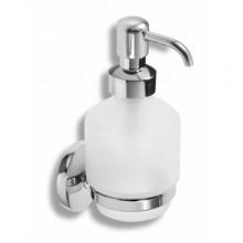 NOVASERVIS METALIA 1 dávkovač mýdla chrom/sklo 6150,0