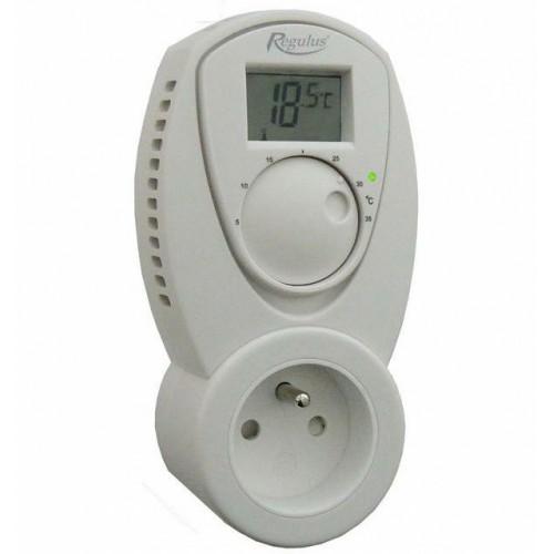 REGULUS TZ 33 zásuvkový elektronický termostat 6295