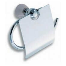 NOVASERVIS METALIA 3 závěs toaletního papíru s krytem chrom 6338,0