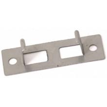 Příchytka nosníku terasových prken 5x3 cm k podkladu, ocelová 6391010
