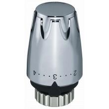HEIMEIER termostatická hlavice DX s věstavěným čidlem 6700-00.501 pochromovaná