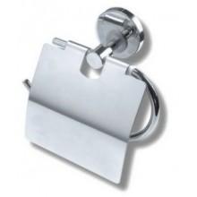 NOVASERVIS MEPHISTO závěs toaletního papíru chrom s krytem 6838,0