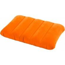 INTEX Dětský polštářek 43 x 28 x 9 cm, oranžový 68676NP