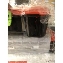 VÝPRODEJ Boxovací balón G21 s příslušenstvím v kufru 90/130cm R__690686 PRASKLÝ KUFR